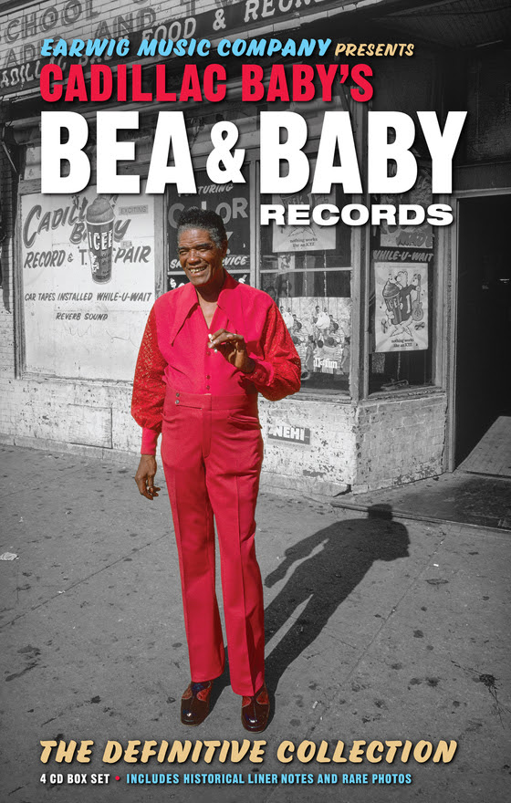 Cadillac Baby's Bea & Baby Records - Definitive Collection.jpg