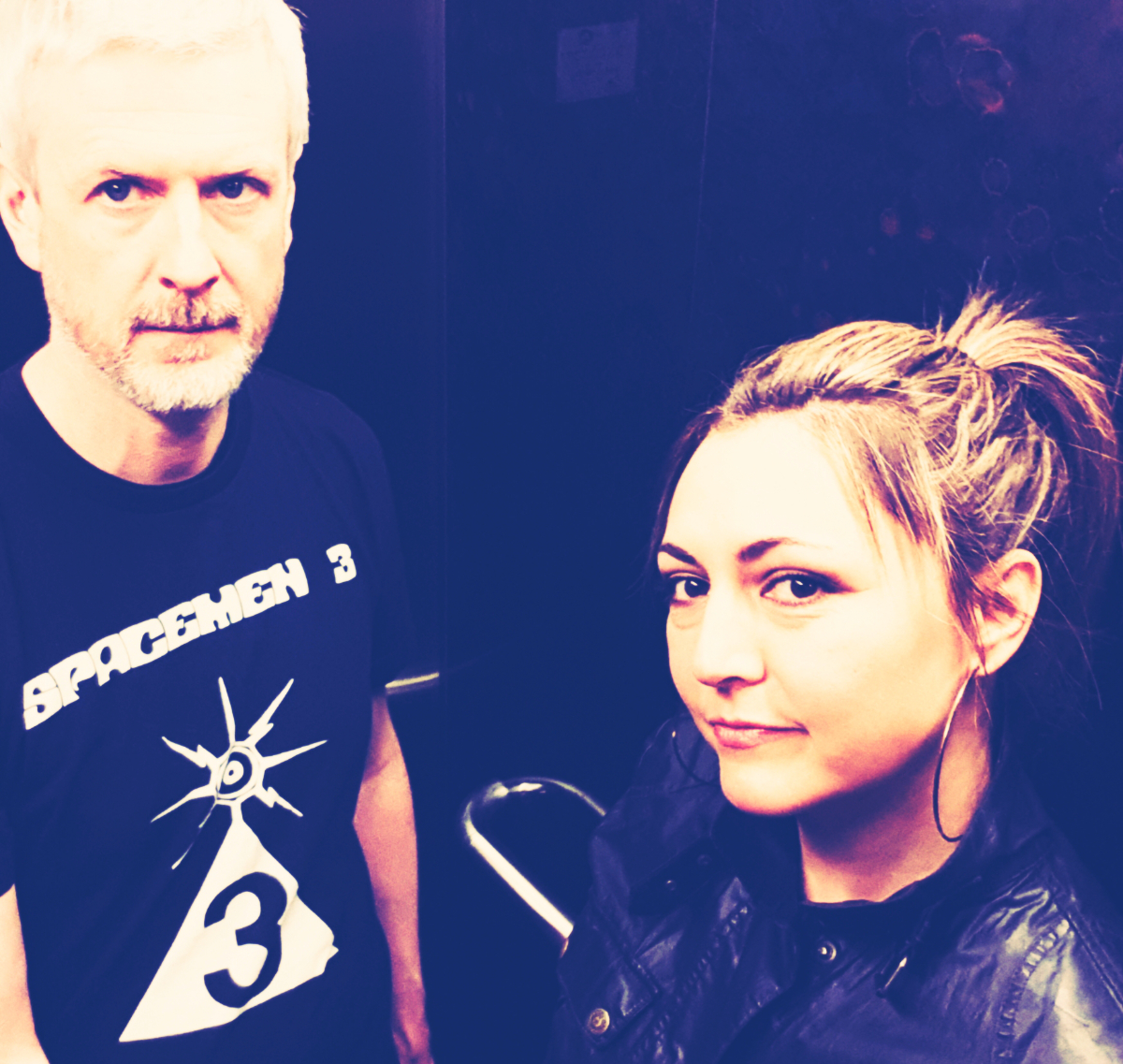 Mick and Daniela from Submotile