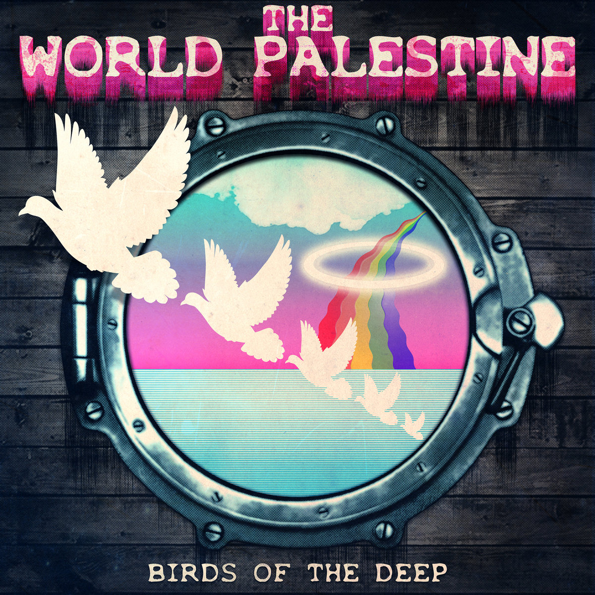 The World Palestine - Birds of the Deep