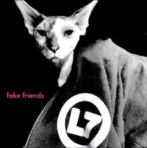 Fake Friends cover art