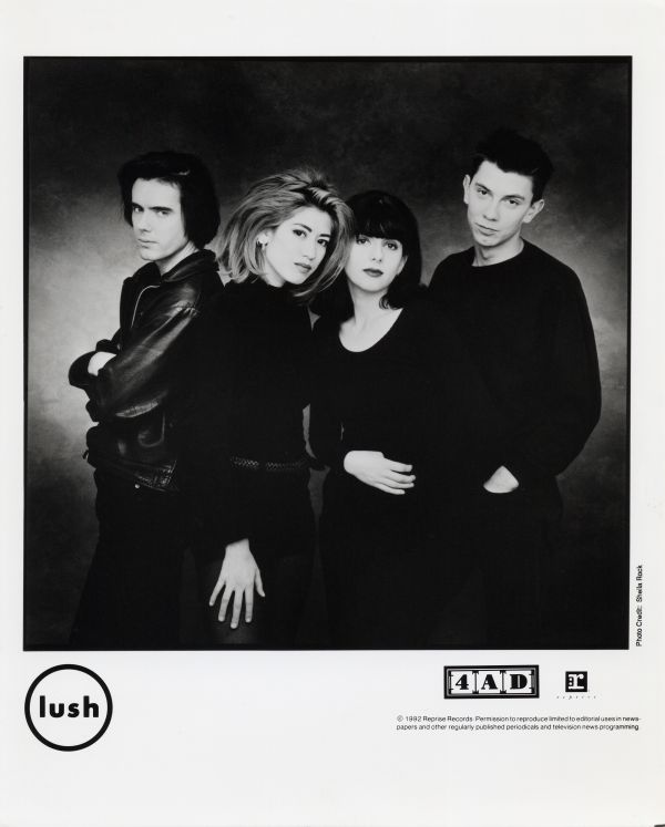 Lush - Press Kit Photo 1