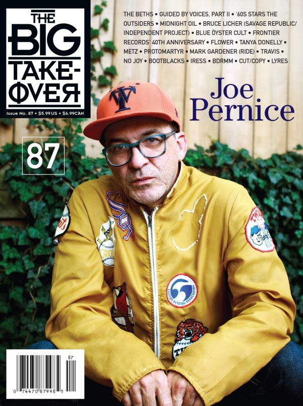 Big Takeover #87 - Joe Pernice