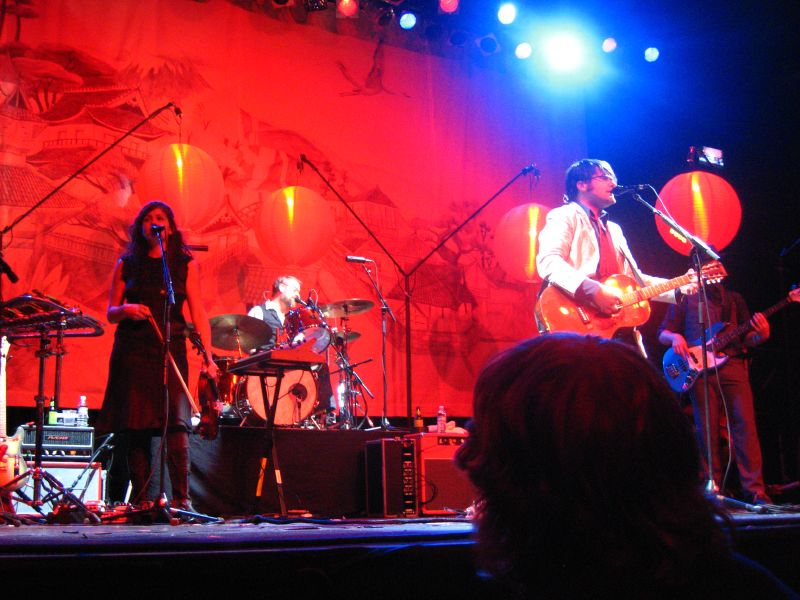 The Decemberists @ Electric Factory 11/1/06