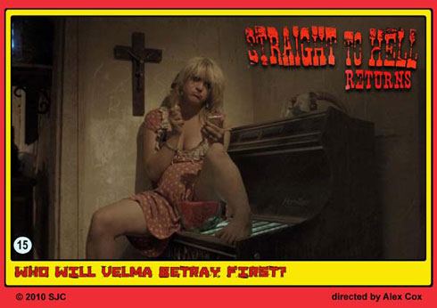 Courtney Love as Velma