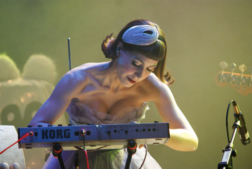 The Octopus Project at Moogfest