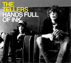 The Tellers - Hands Full of Ink (62TV/00:02:59)