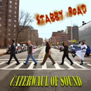 caterwaul of sound stabby road