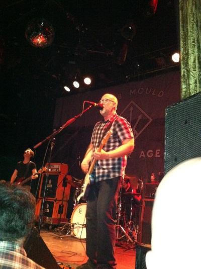Bob Mould @ Bowery Ballroom 2/27/13