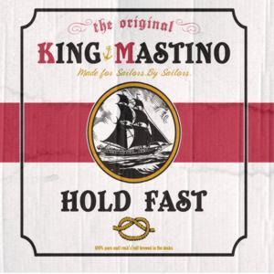 King Mastino Hold Fast White Zoo