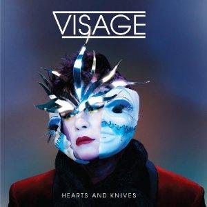 Visage Hearts and Knives