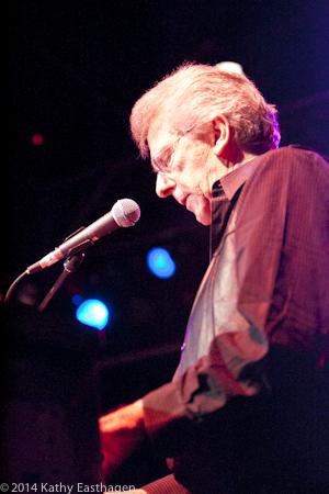 Gerry Roslie, the Sonics