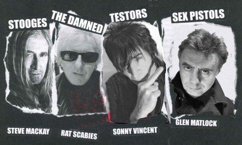 Sonny Vincent & SPITE