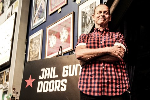 Wayne Kramer & Jail Guitar Doors USA