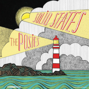 Album cover for Solid States from The Posies.