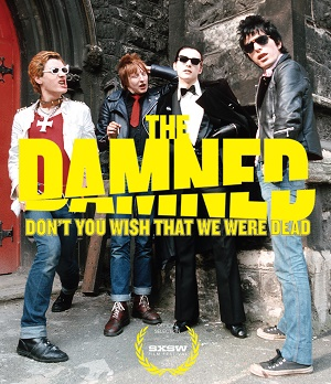 The Damned Don't You Wish That We Were Dead MVDvisual