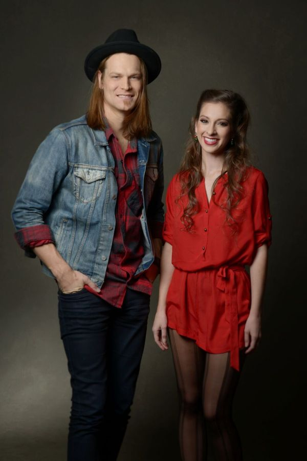 Shane Henry and Maggie McClure; Photo Credit: Chris Jensen