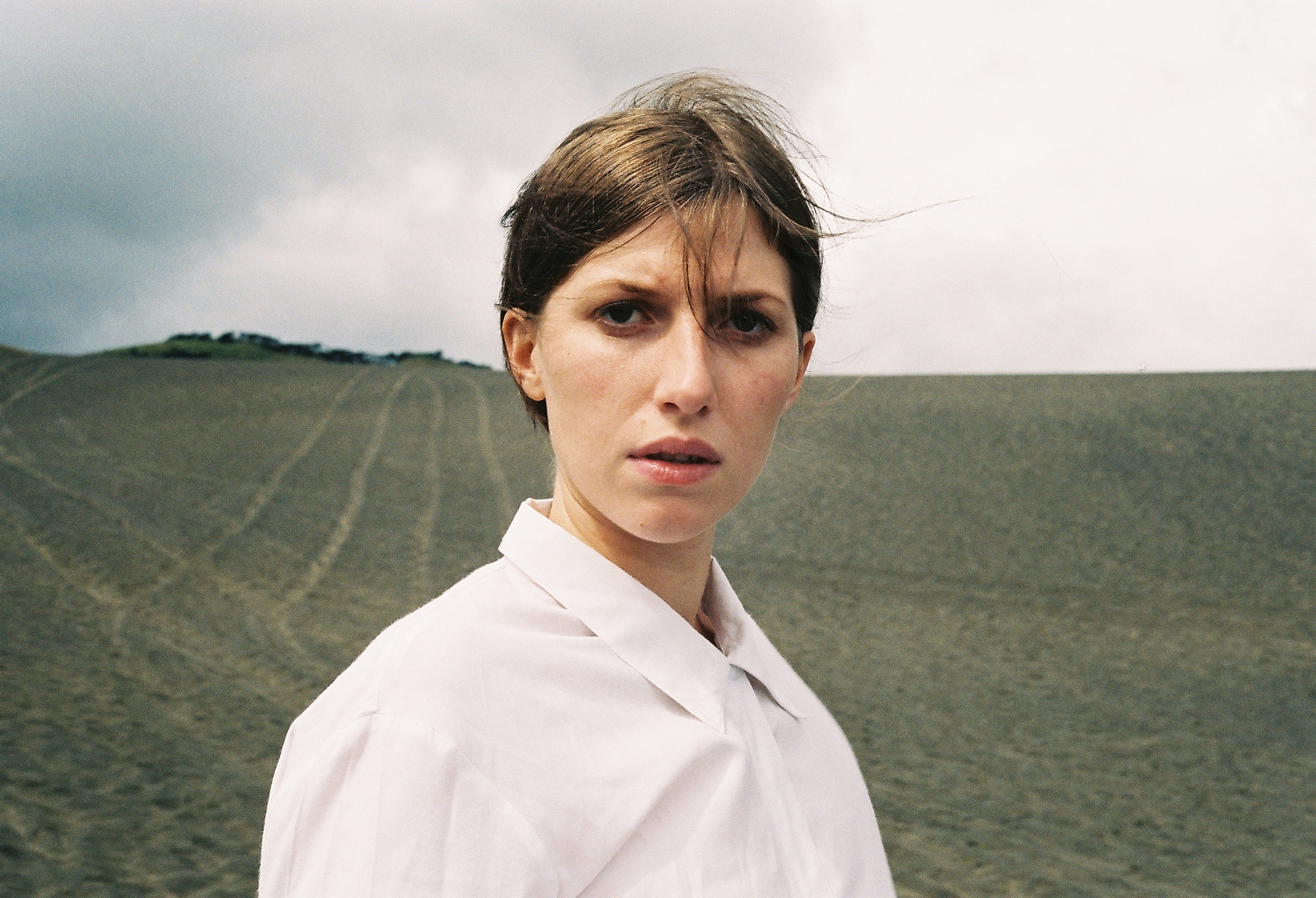 Aldous Harding by Harriet Were