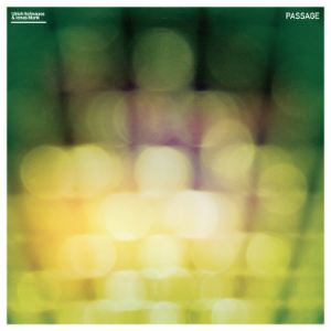 Album cover for Passage from Ulrich Schnauss and Jonas Munk.