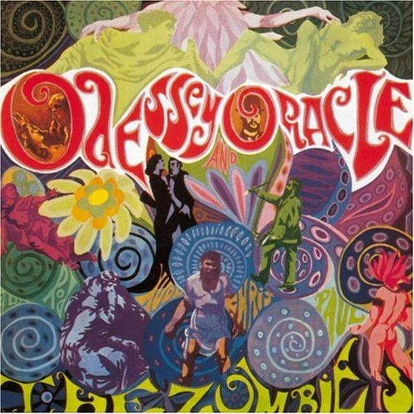 Zombies - Odessey and Oracle