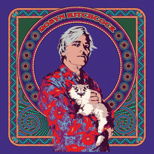 Album cover for Robyn Hitchcock's self-titled album.
