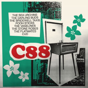 Album cover for the C88 box set.