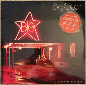 Album cover for The Best of Big Star.