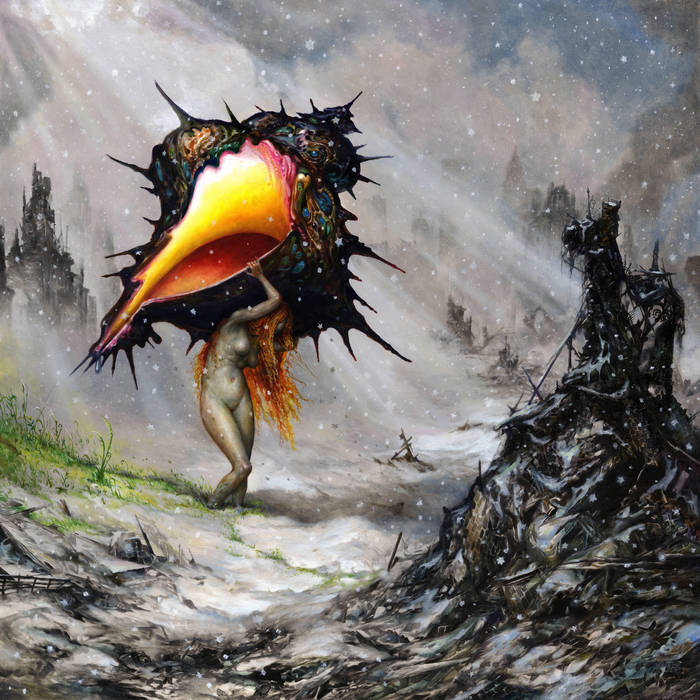 Circa Survive Amulet album cover