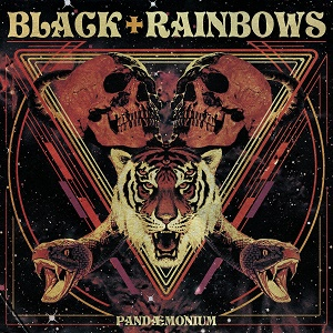Black Rainbows Pandaemonium Heavy Psych Sounds