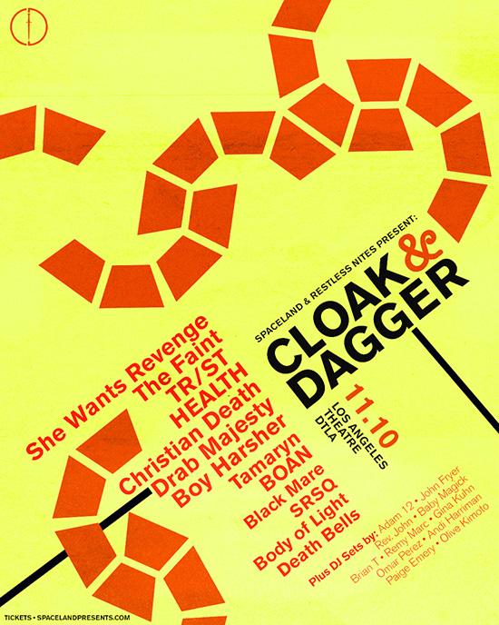 Cloak & Dagger 2018 poster