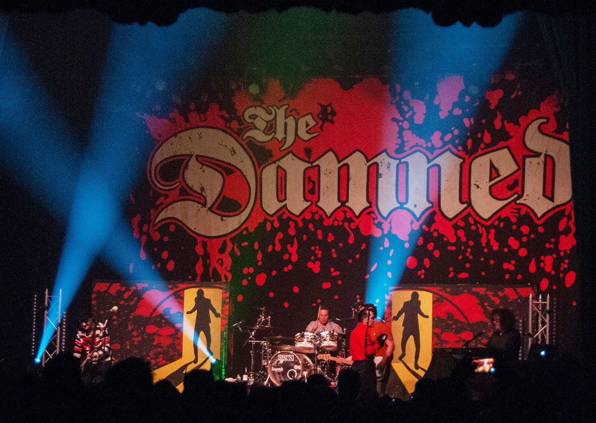 The Damned at Henry Fonda Theatre