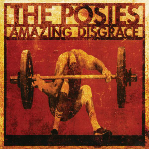 Album cover for Amazing Disgrace by The Posies.