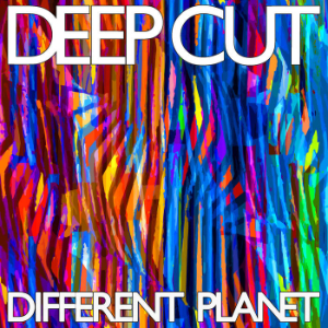 Album cover for Different Planet by Deep Cut