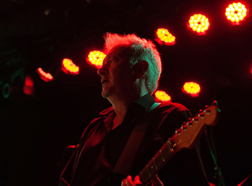 Andy Gill from Gang of Four