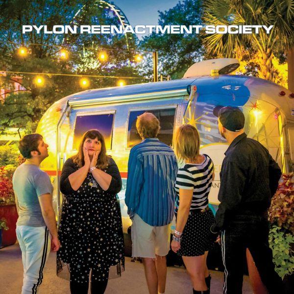 Pylon Reenactment Society - single cover