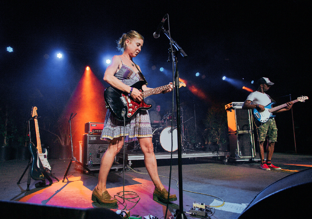 Throwing Muses at Pasadena Daydream