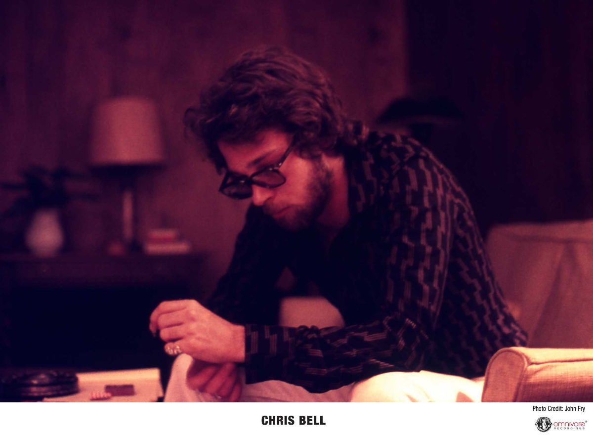 Chris Bell of Big Star