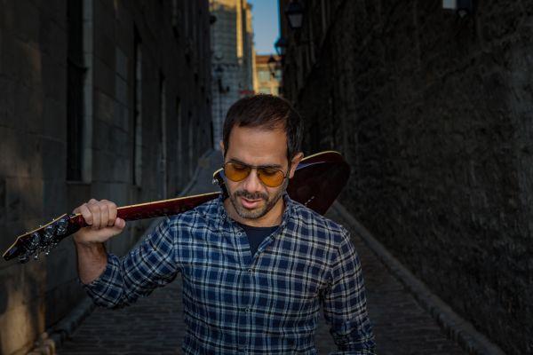 The Camino Side Project - Paul Farran