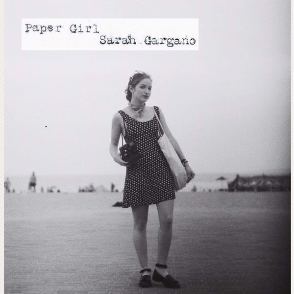 Sarah Gargano Paper Girl album art