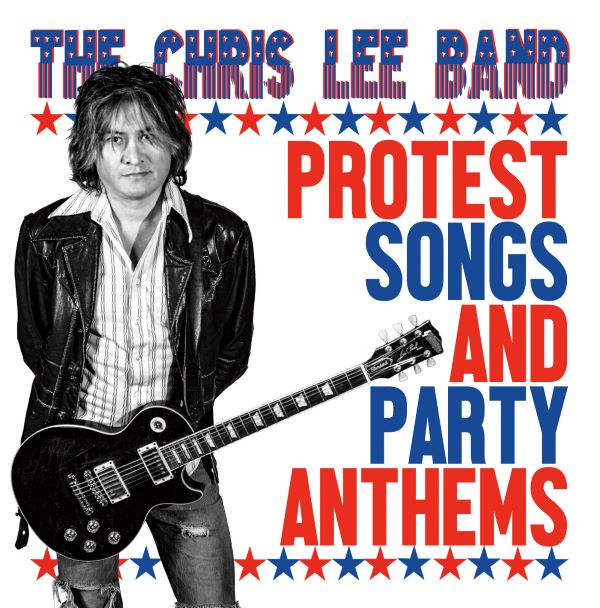 Chris Lee Band album cover