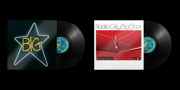 Big Star - #1 Record and Radio City