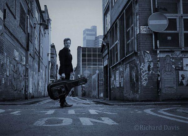 Harry Stafford - Photo Credit: Richard Davis