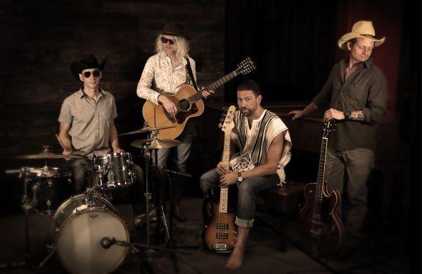 Anton Barbeau w/ Kenny backing band