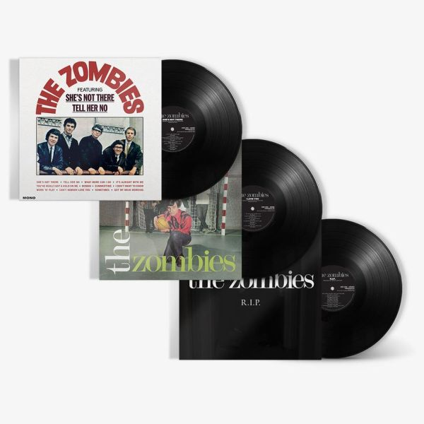 The Zombies - 3 LPS