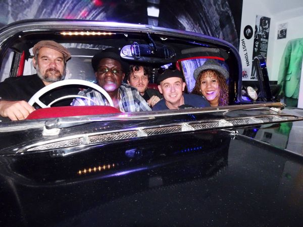 The Specials - Neville Staple Band