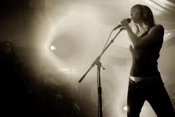 Allyson Seconds - live