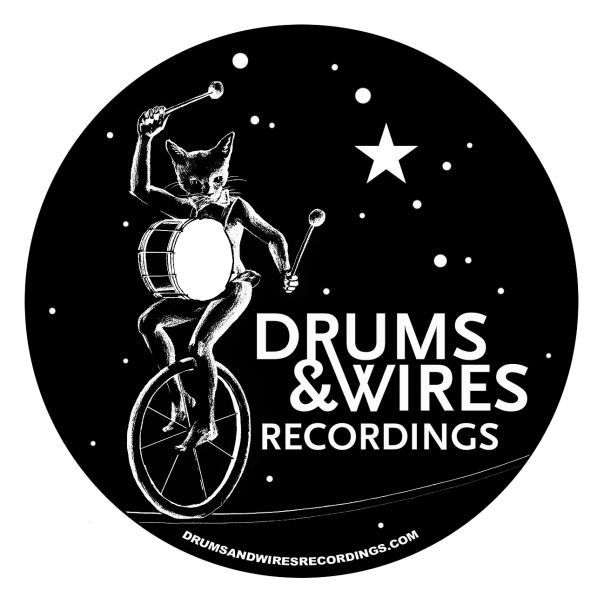 Drums & Wires Recordings - logo