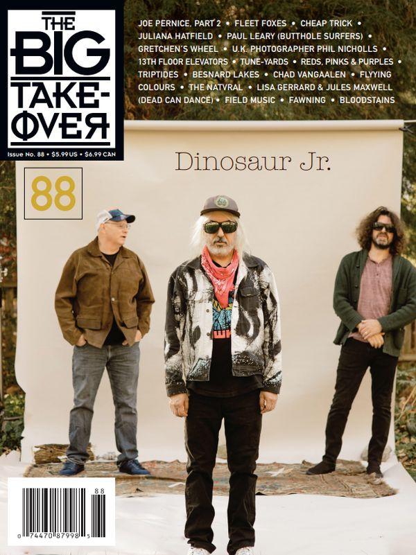 Big Takeover magazine issue #88