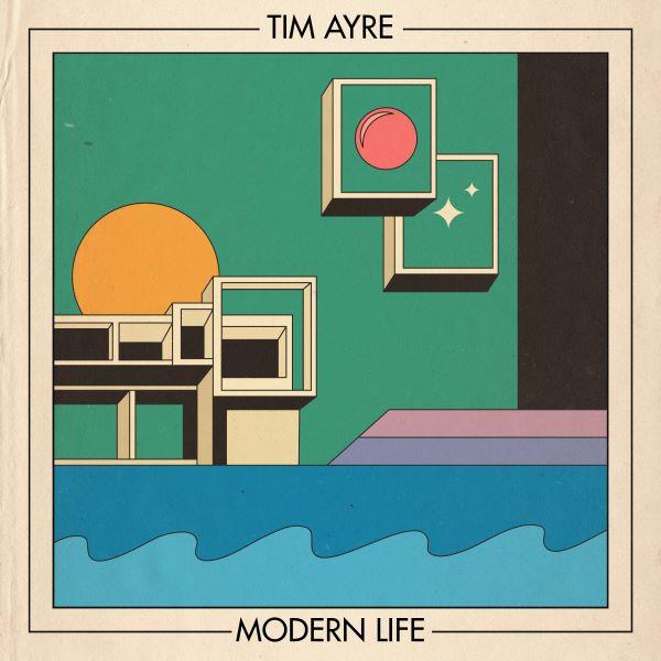Tim Ayre cover art