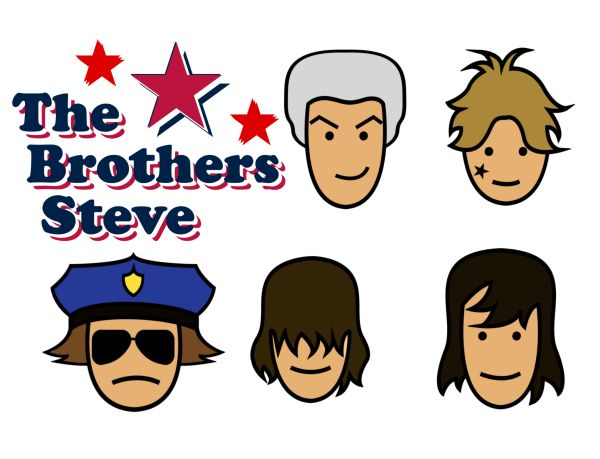The Brothers Steve