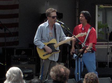 Glenn Mercer in Hoboken 5/7/06